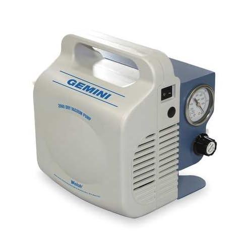 WELCH 2060B 01 Vacuum Pump,0.008 HP,12 VDC