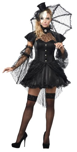 California Costumes Women's Platinum Collection - Victorian Doll Adult