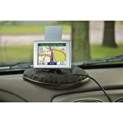 Scosche Nav-Mat in-dash Mount with weighted anti-skid base for GPS devices