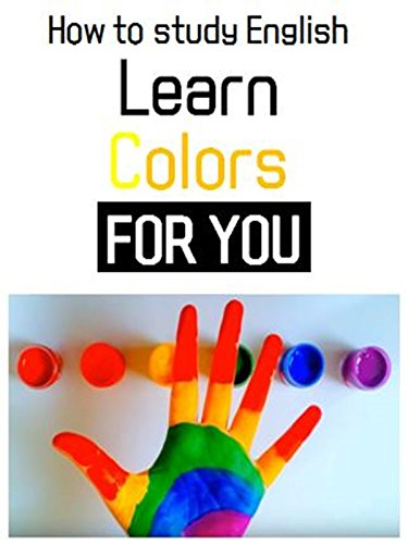 Learn Colors l How to study Colors of RAINBOW !!
