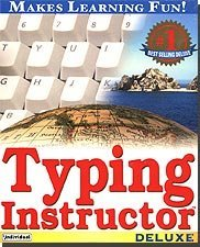 Typing Instructor Deluxe (Jewel Case)