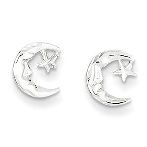 Gift and Jewels - Boucles d'oreilles en argent sterling - Largeur 3.00 mm
