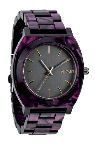 Picture for NIXON A327-1345 Women's Time Teller Acetate Analog Watch