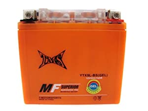 GEL Ytx5l-bs Gtx5l-bs ATV Battery for Polaris Predator Outlaw Sportsman Trx90 Kfx Ksf KTM EXC Xc Sx