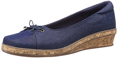Grasshoppers Women's Brooke Fashion Sneaker, Denim, 8 M US (Grasshoppers Shoes compare prices)