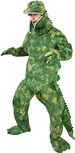 Adult'S Godzilla Halloween Costume