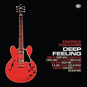 Deep Feeling: 75 Masterpieces by 31 Blues Guitar Heroes
