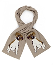 M&S Collection Dog Scarf