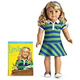 American Girl of the Year 2010 Lanie Doll and Paperback Book