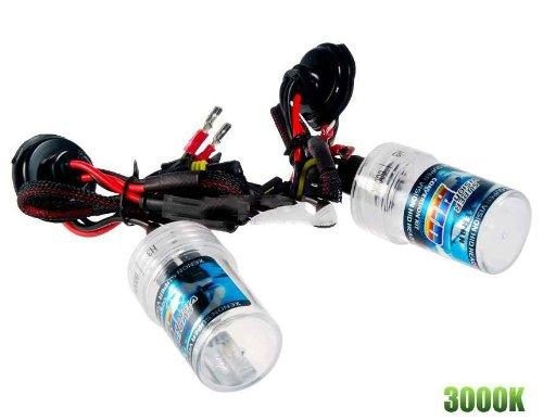 H3 3000K Hid Xenon Replacement Car Lamp