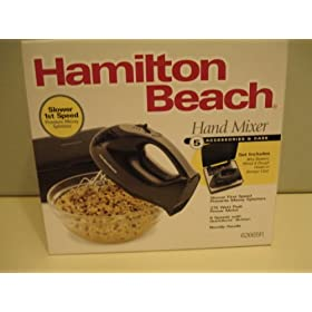 Hamilton Beach Hand Mixer Model 62665r