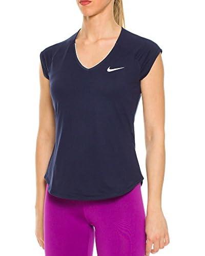 Nike Camiseta Manga Corta W Nkct Pure