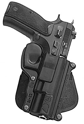 Fobus Standard Holster RH Paddle 75D CZ-75D Compact (PCR)