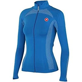 Castelli 2012/13 Women's Brillante FZ Long Sleeve Cycling Jersey - A12729