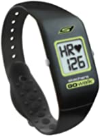 Skechers Go Walk Pulse Bandz Heart Rate Monitor Watch