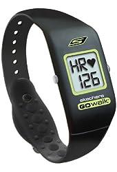 Skechers Go Walk Pulse Bandz Heart Rate Monitor Watch