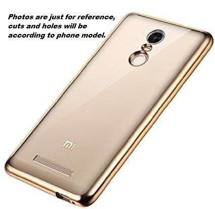 huge selection of 78032 5aea0 Rapid Zone Back Cover For Coolpad Note 3 Lite Golden