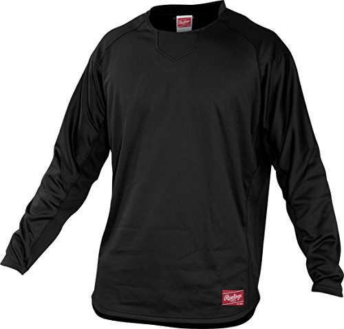 rawlings-adult-dugout-fleece-pullover-x-large-black