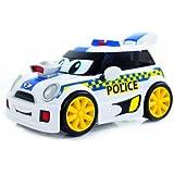 Go Mini Freestyler Police Car
