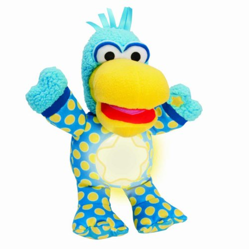 Pajanimals Nighttime Squacky Plush Toy front-1045601