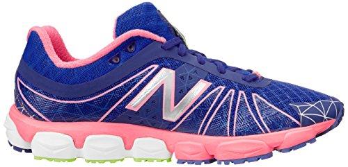 888098239928 - New Balance Women's W890 Neutral Light Running Shoe,Blue/Pink,12 B US carousel main 6