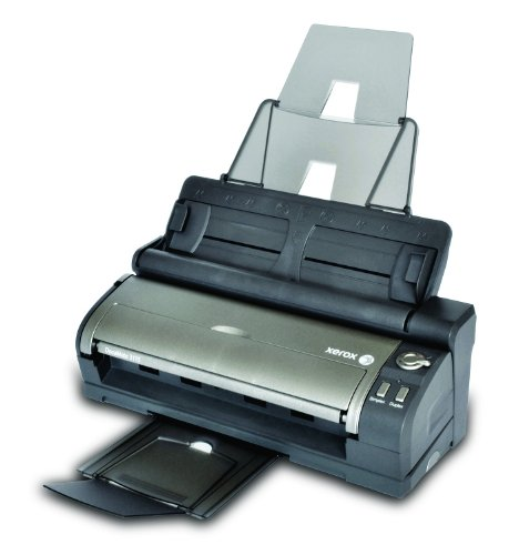 Xerox 3115 Desktop Mobile Scanner 15ppm USB 600dpi Ref 003R92566