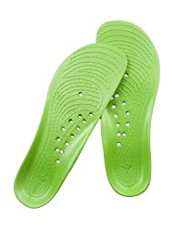 BackJoy StandRight Comfort Soles Unisex (M4-M8, Lime Green)