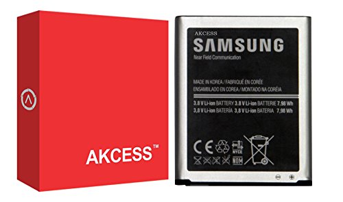 Akcess 1500mAh Battery (For Samsung Galaxy S Duos)