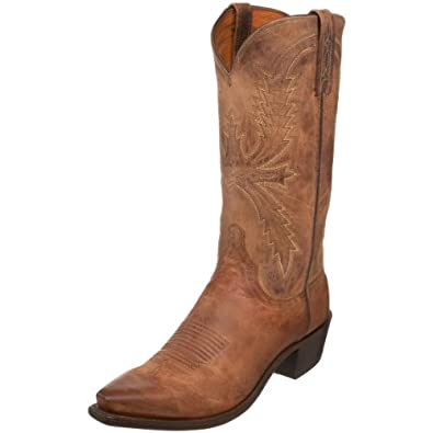 1883 by Lucchese Men's N1547.54 Western Boot,Tan,7 D US