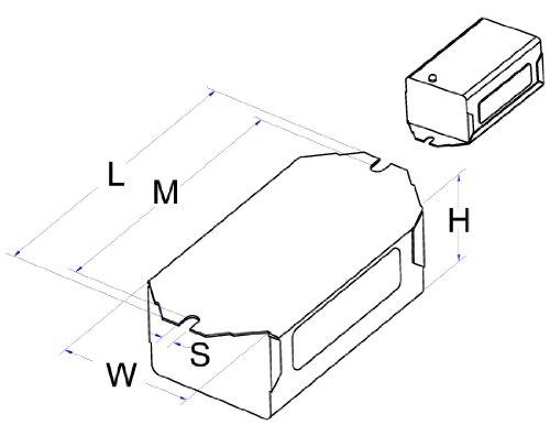 Robertson 3M10508 Ssgph28735P /B Mballast, Npf, 230/50 (1)S287Rl V2