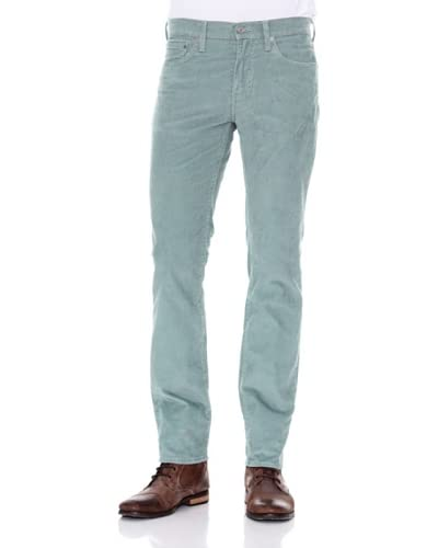 Levi's Pantalone 511 Slim Fit [Light Verde]