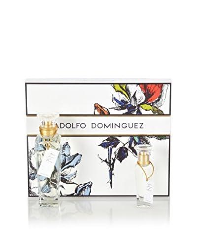 Adolfo Dominguez Set Eau de Toilette Mujer 2 Piezas Agua Fresca De Rosas (Edt 120 ml + Edt 30 ml)