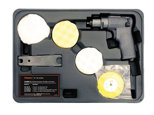Ingersoll Rand Mini Polisher Kit, Model# 3129K