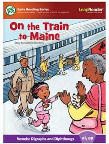 """On the Train to Maine"" features vowels: digraphs and diphthongs (ai, ay)"