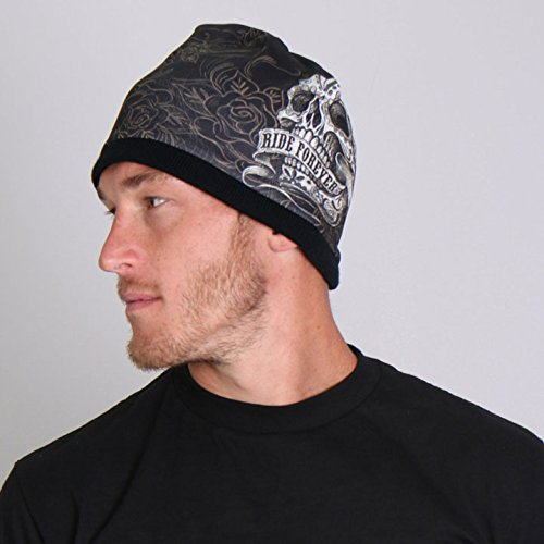 hot-leathers-banner-skull-soft-cotton-with-bright-sublimated-design-snug-fit-beanie-black
