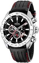 Comprar FESTINA F16489/5 - Reloj de caballero de cuarzo, correa de piel color negro