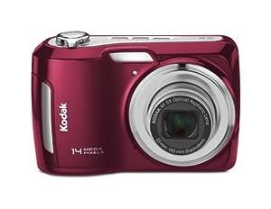 Kodak EasyShare C195 Digital Camera - Red (14 MP,5x Optical Zoom 3.0 inch LCD)