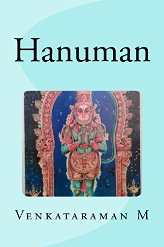 hanuman-the-monkey-god-english-edition