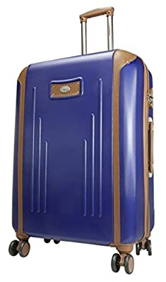 Dakar in 3 Sizes and 6 Different Colours Carbon/Polycarbonate ABS Hard Shell Suitcase Trolley Case by Bowatex by Bowatex