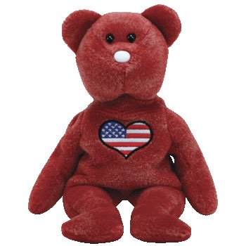 Ty BB 2.0 Heartland - Bear (Ty Store Exclusive) - 1