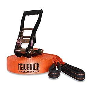 Maverick 15m Slackline Set