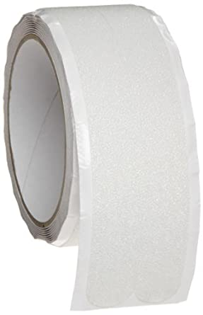 Tenura Self-Adhesive Non-Slip Bath and Shower Safety Strip, 9-4/5' Roll