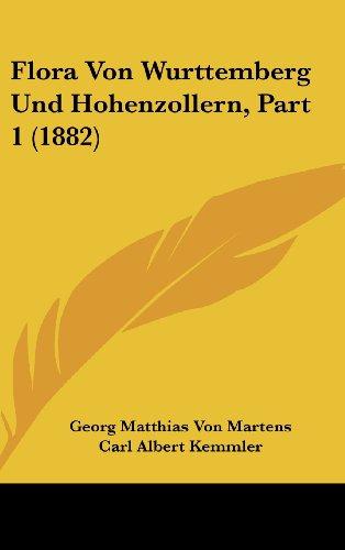 Flora Von Wurttemberg Und Hohenzollern, Part 1 (1882)