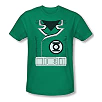 Dc Green Lantern Guy Gardener Slim Fit T-Shirt Medium