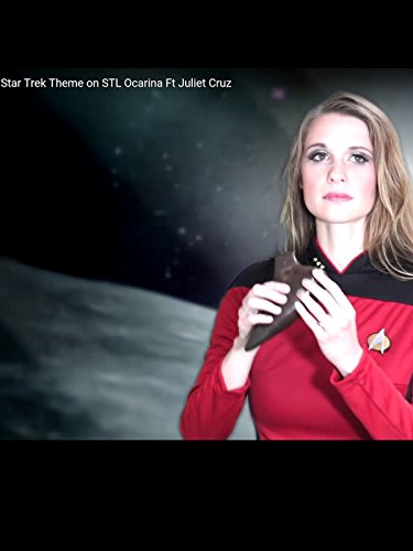Star Trek Theme on STL Ocarina