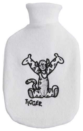 Bébé-Jou Hot Water Bottle Case With Cover Tigger