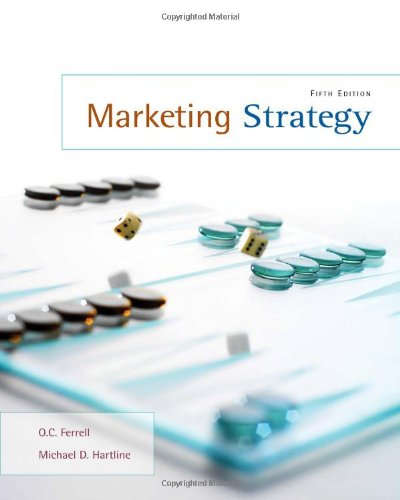 Marketing Strategy, 5th Edition