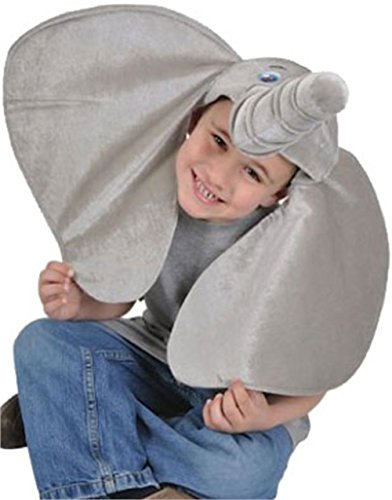 Large Elephant Halloween Costume Party Accessory Hat