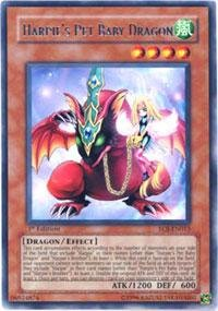 Yu-Gi-Oh! - Harpie'S Pet Baby Dragon (Eoj-En013) - Enemy Of Justice - 1St Edition - Rare front-710139