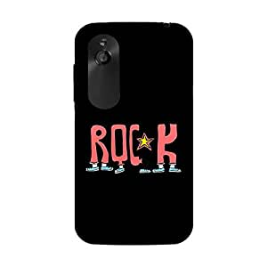 Garmor Designer Plastic Back Cover For HTC Desire V